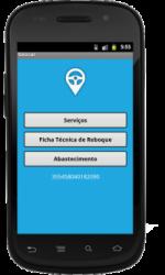 Gestão de Frotas - app